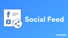 Social Feed