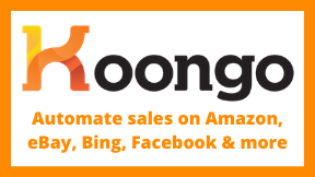 Koongo: Sell on Marketplaces